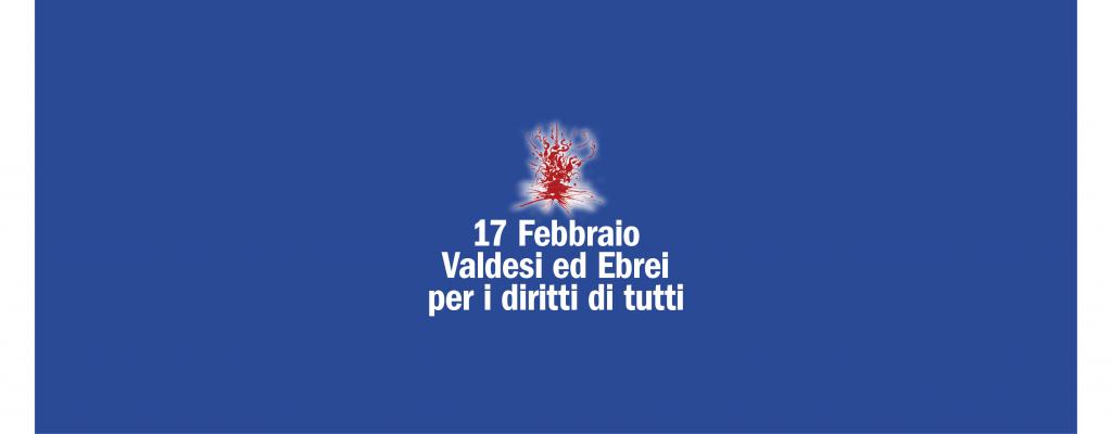 17 Febbraio: Valdesi ed Ebrei per i diritti di tutti